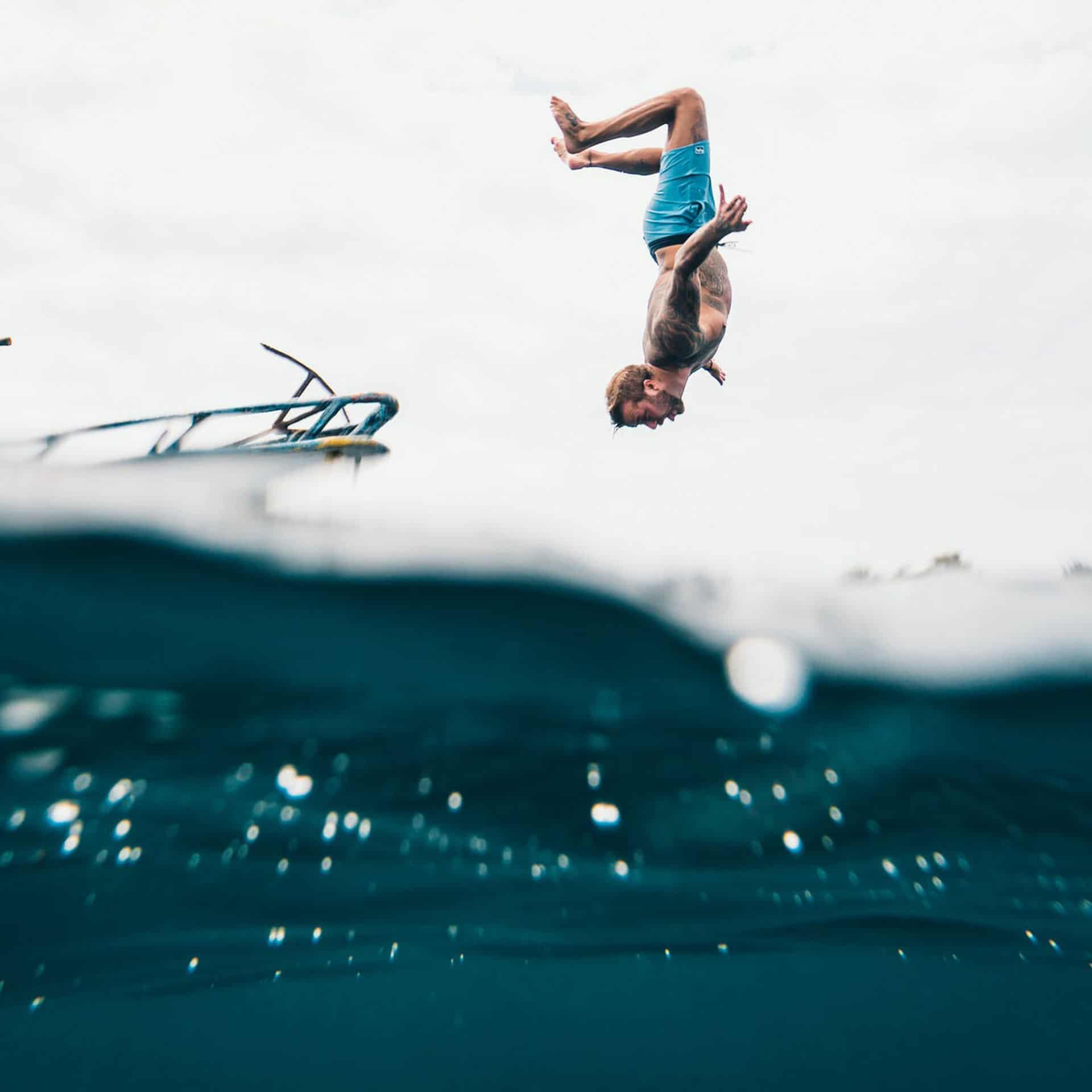 Kitesurf Fitness